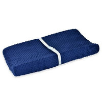 Gerber® Popcorn Changing Pad Cover in Navy