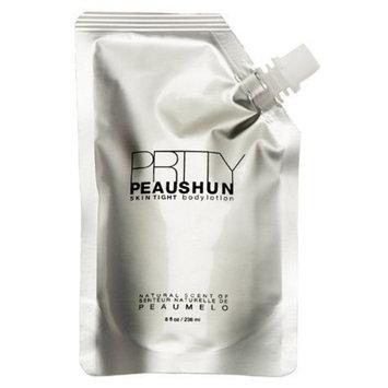 Prtty Peaushun Skin Tight Body Lotion 8 Ounces Plain