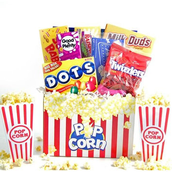 Movie Lovers Gift for a Movie Night w/10 RedBox Card