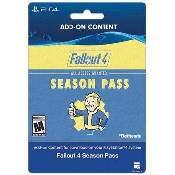 Incomm Fallout 4 Season Pass Sony