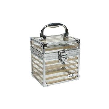 MODELLA Hardcase Printed Gold Cube