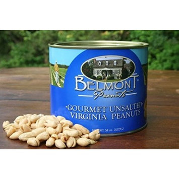 Belmont Peanuts of Southampton 38NS 38 oz Gourmet Unsalted