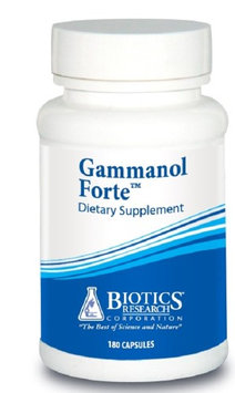 Biotics Research Gammanol Forte 180 Tablets