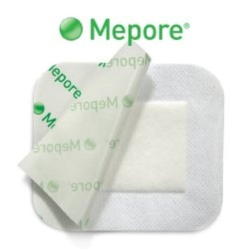 MOLNLYCKE Adhesive Dressing Mepore Viscose Nonwoven Coated with a Polymer Layer 3.6 X 8' White (#671100, Sold Per Case)