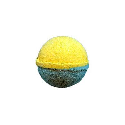 Best Bath Bomb, Tangerine & Grapefruit [4.5oz] X- Large Fizzy- USA Made - Bath Bombs Kit - Lush Scented Fizzy - Great Gift Idea - Single Bomb