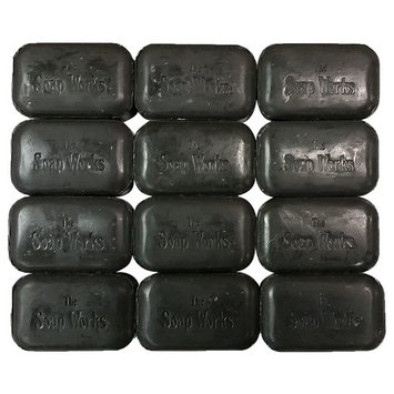 Soap Works Coal Tar Bar Soap - 12 pack