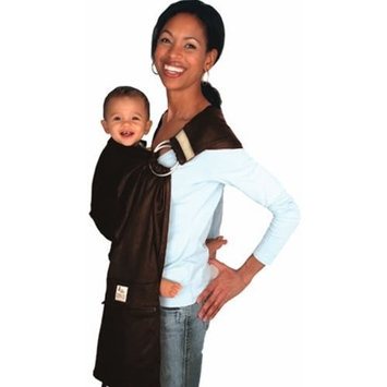 Zolowear Organic Cotton Baby Sling Chestnut, Small