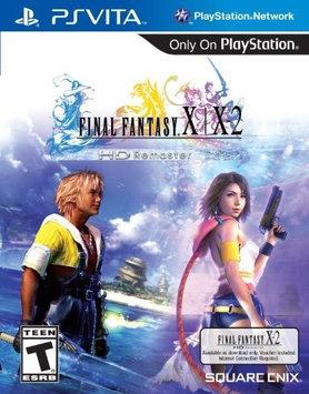 Sqe PS Vita - Final Fantasy X¦X-2 HD Remaster Limited Edition