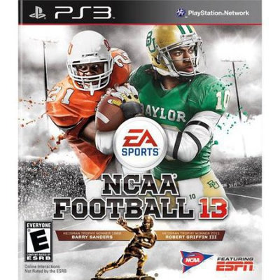 Electronic Arts NCAA Football 13 (PS3) - Pre-Owned