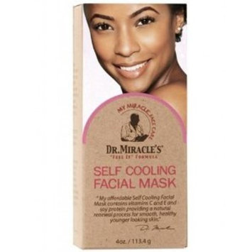 Dr. Miracle's Self Cooling Facial Mask 4 Oz