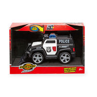 Toys R Us Fast Lane Lights and Sounds 6 inch Vehicle - Police Car