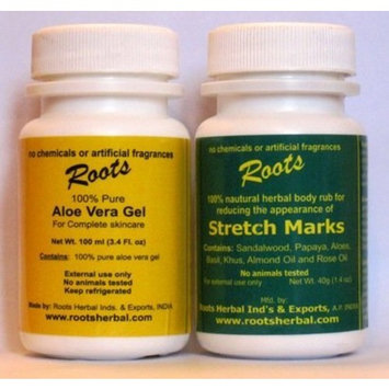 Stretch Marks Treatment & Remedy --100% Natural Herbal Without Chemicals
