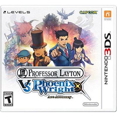Nintendo Professor Layton vs Phoenix 3DS (Email Delivery)
