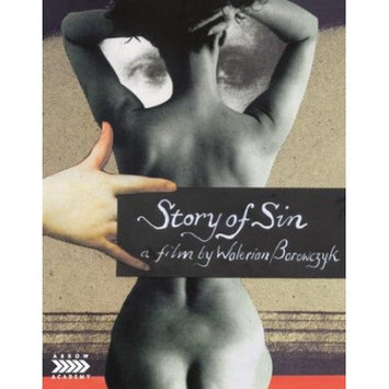 Arrow Video Story Of Sin Blu-ray (blu-Ray + DVD)