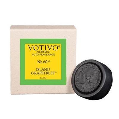 Votivo Aromatic Auto Fragrance No. 60 - Island Grapefruit