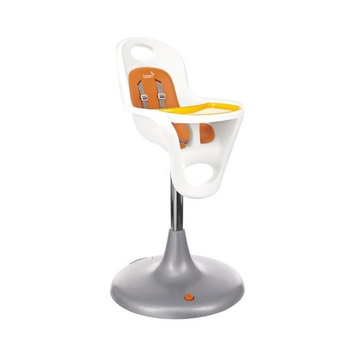 Boon Flair Seat Pad & Tray Liner Combo, Orange