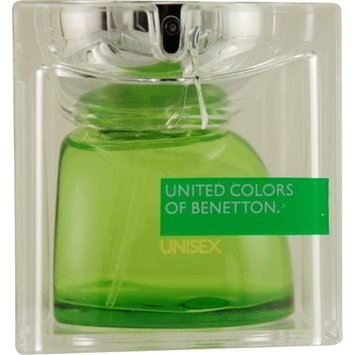United Colors Of Benetton By Benetton For Unisex Edt Spray 2.5 Oz