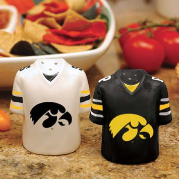 The Memory Company Iowa Gameday Salt and Pepper Shakers
