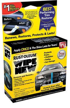 Rustoleum Rust-oleum 6 Packs WipeNew Trim RestoreKit
