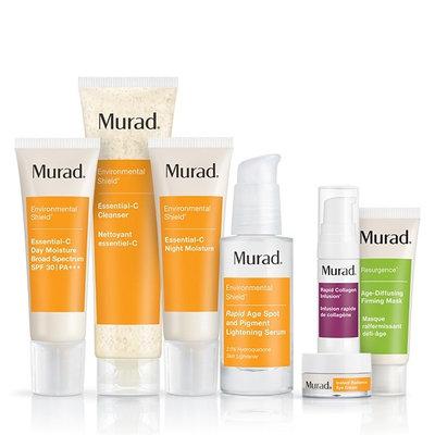 Murad Rapid Lightening 90-Day Best-Seller Kit - 7-piece set - Murad Skin Care Products