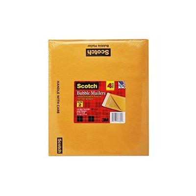 3M 7914-4 Puncture Resistant Bubble Mailr 1 lb.