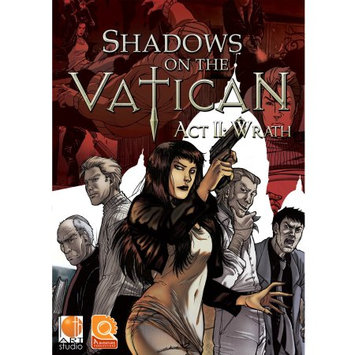 Kiss Ltd Shadows on the Vatican- Act 2: Wrath (PC) (Digital Download)