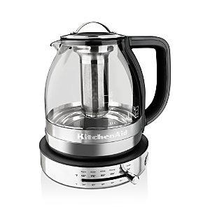 Kitchenaid Glass Tea Kettle-GLASS-One Size