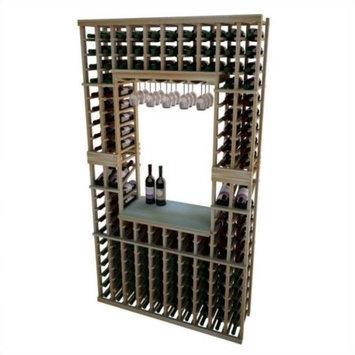 Wine Enthusiast Vintner Series Wine Rack - Glass Rack & Table Top Insert