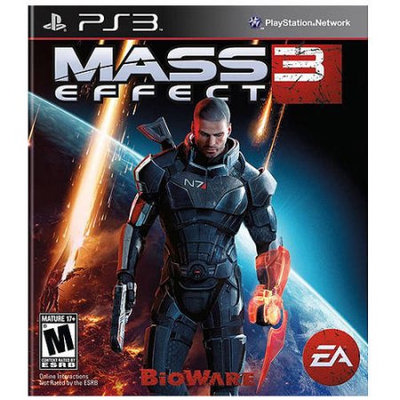 Electronic Arts Mass Effect 3 (PS3) - Pre-Owned