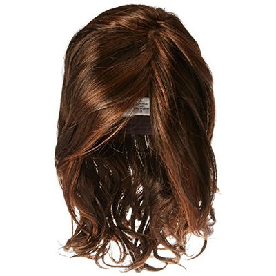 Hairdo Love Love Love Collection Long Full Length Straight Hair With Soft Natural Wave Highlights, R6/30H Chocolate Copper [R6/30H Chocolate Copper]