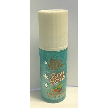 Lot of 9 - BonBons Roll-On Body Glitter - Jamaica Me Crazy