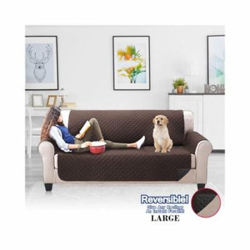 Premium Quilted Pet Furniture Cover Pet Sofa Couch Cover Anti-slip- LARGE