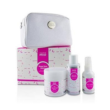 Mama Mio Sleep Easy Mama Kit: The Tummy Rub Butter 120g/4.1oz + Bath & Shower Oil 100ml/3.4oz + Pillow Spray 53ml/1.8oz