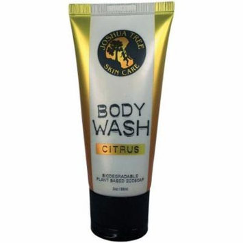 Joshua Tree 107955 Jtree Citrus Body Wash, Pack of 1