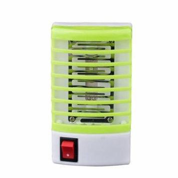 Outtop LED Socket Electric Mosquito Fly Bug Insect Trap Killer Zapper Night Lamp Lights
