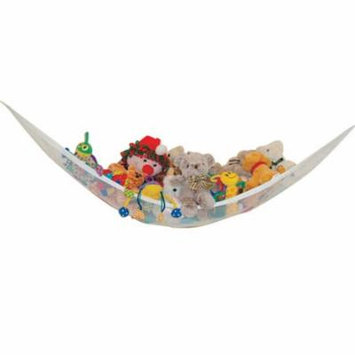 Outtop 80x60x60cm larger Hammock Corner Jumbo Organizer Storage for Animals Pet Toy WH