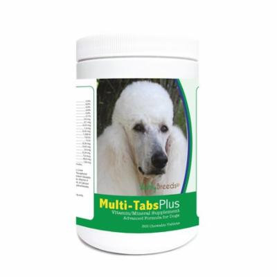 Healthy Breeds Dog Multi-Tab Vitamin and Mineral Supplement for Poodle, 365 Chews