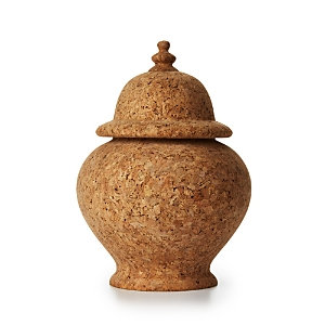 Juliska Quinta Natural Cork Ginger Jar