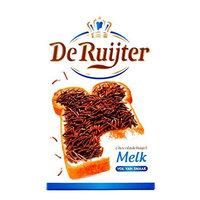 De Ruijter Milk Chocolate Sprinkles 14 oz each (5 Items Per Order)
