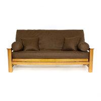 Lifestyle Covers Rawhide Earth Box Cushion Futon Slipcover