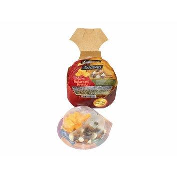 Sargento Balanced Breaks Cheddar Cheese Greek Yogurt Drops Almonds and Raisins, 1.5 Ounce -- 12 per case.