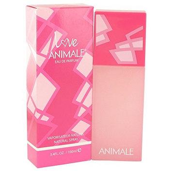 Animale Love for Women, 3.4 fl oz EDP