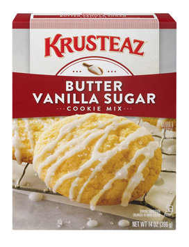 Krusteaz Cookie Mix Butter Vanilla Sugar