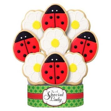 For A Special Lady Cookie Bouquet 9 Cookie Arrangement