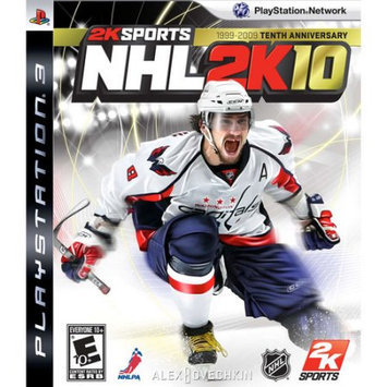 Take-Two 37654 NHL 2K10 PS3 Video Game
