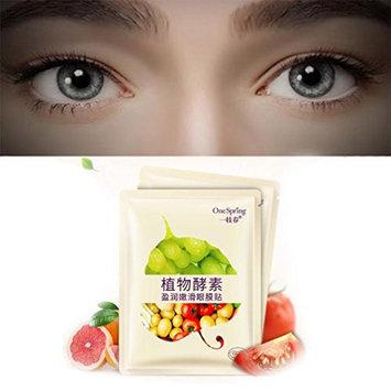 Baomabao 2017 Eye Aging Wrinkle Under Crystal Gel Patch Anti Mask