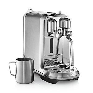 Breville Stainless Steel Creatista Plus Espresso Machine
