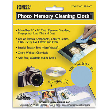 Pioneer Photo Memory Cleaning Cloth Cleaning wipes