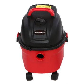 Amerisun Inc. PowerSmart PS225 2.5 Gallon Portable Wet/Dry Vac