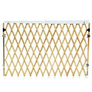 Evenflo G160C Expansion Swing Gate - Clear Wood